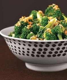 Broccoli With Lemon Crumbs | Get the recipe for Broccoli With Lemon Crumbs.