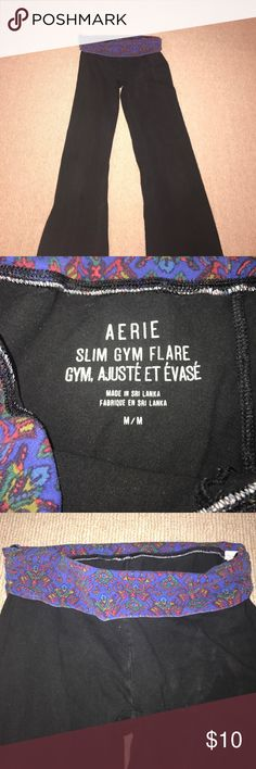 aerie yoga pants so comfortable aerie Pants Leggings