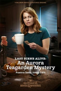 Last Scene Alive: An Aurora Teagarden Mystery - Hallmark Movies and Mysteries