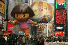 Hetalia-Prussia is invading the Thanksgiving parade XD