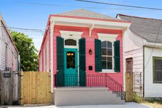 Architecture @ Katie Witry ~ Your Community-minded New Orleans Realtor