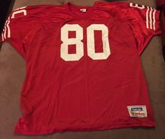 Jerry Rice San Francisco 49ers Vintage #NFL #Football Jersey from $9.99