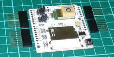 Linksprite Arduino GPS SD card shield