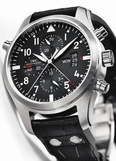IWC montre d'aviateur double chronographe - https://soheri.guugles.com/2018/02/22/iwc-montre-daviateur-double-chronographe/