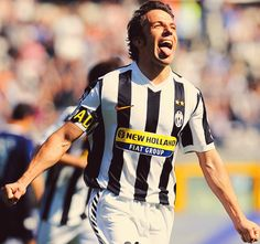 Juventus' Alessandro Del Piero matched the record of 178 Serie A goals for the club set by Giampiero Boniperti. Juventus Fc, Fiat, Soccer, Football, Goals, Turin, Sport, Grande, Top