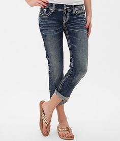 BKE Stella Cropped Stretch Jean at Buckle.com