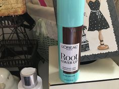 L'Oreal Root cover-up review by Haley Fox