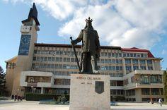 vaslui romania | Vaslui è un municipio della Romania , capoluogo del distretto omonimo ... Statue Of Liberty, Castle, Around The Worlds, Country, City, Building, Pictures, Travel, Diana