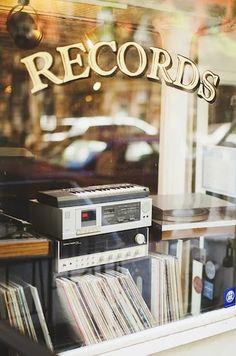 love records...