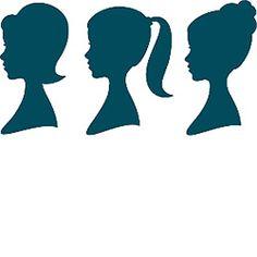 silhouette hair changer!