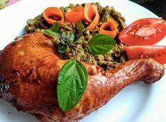 Kuřecí prsa v žampionové omáčce velice rychle hotové recept   iRecept.cz Pork, Turkey, Meat, Chicken, Kale Stir Fry, Turkey Country, Pork Chops, Cubs