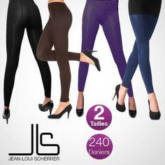 Sans couture, ces leggings se moulent parfaitement à vos jambes sans vous comprimer ni laisser de marques, ce qui garantie un confort unique et une liberté de mouvements que vous ne retrouverez pas dans un pantalon ou un jean.