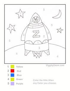 math worksheet : 1000 images about color by worksheets on pinterest  color by  : Color By Number Worksheets For Kindergarten