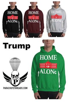 Discover Trump Home Alone T-Shirt from trump Home alone, a custom product made just for you by Teespring. Home Alone T Shirt, Trump Home, Funny Mems, Trump Shirts, Funny Tshirts, Graphic Sweatshirt, Sweatshirts, Clothes, Christmas