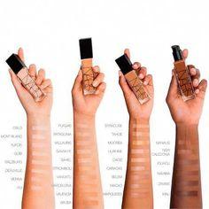 Shop NARS's Natural Radiant Longwear Foundation at Sephora. Makeup Brands, Makeup Tips, Beauty Makeup, Eye Makeup, Makeup Brushes, Makeup Shop, Hair Beauty, Beste Foundation, How To Match Foundation