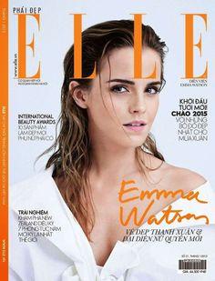 Emma Watson – Elle Vietnam Magazine (January 2015)