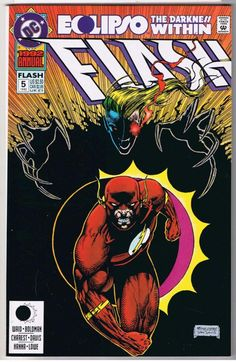 the flash comic book photos | The Flash Annual #4 Comic Book - $0.99 : Comic MegaStore Corp., Our ...