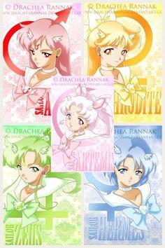 Sailor Gods