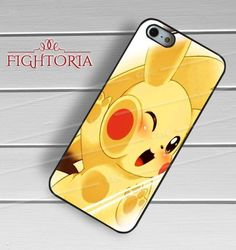 Cute Pikachu Pokemon - z321z for  iPhone 6 case