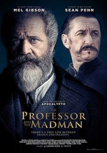 The Professor and the Madman - IMDb : ⭐ Mel Gibson, Sean Penn, Eddie Marsan Movies And Series, Movies And Tv Shows, Tv Series, Netflix Movies, Movies Online, Imdb Movies, Movies 2019, James Murray, Professor