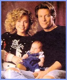 images about Frisco & Felicia Jack Wagner, Soap Stars, Bold And The Beautiful, General Hospital, Felicia, Rare Photos, Back In The Day, Other People, Pop Culture