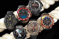 Sea Fairest: Super Cool Sailing Watches