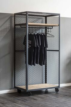 Trendy furniture showroom clothing racks Ideas Source by mariaelisag rack