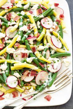 ... Summer Salads on Pinterest | Salads, Vinaigrette and Green Bean Salads