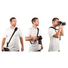 C-Loop Camera Strap Mount Solution $39.99