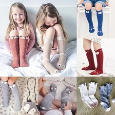 Our best selling items! Authentic Mini Dressing Socks sizes 1Y-6YSee more socks at eversimplicity.com.