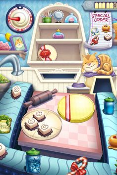 Candy Rush, puzzle game for iPad and iPhone/iPod touch, by Appy Entertainment