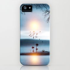 arriving to the island iPhone & iPod Case by Viviana González - $35.00