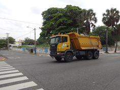 Scania dump truck | by RD Paul