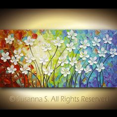 Painting by Susanna available on Etsy $345