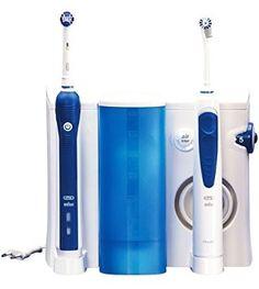 BRAUN Brosse à dents Professional Care 8500 DLX Oxyjet Center