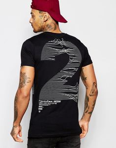 Friend+or+Faux+Frequency+T-Shirt+Back+Print
