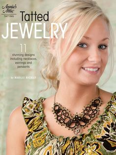 Maggie's Crochet · Tatted Jewelry
