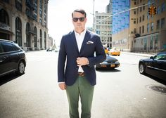 Menswear Trends for 2013 - Best Style Tips from Fashion Insiders
