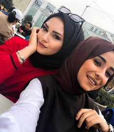 hijab fashion Beautiful Hijab, Hijab Fashion, Muslim, Things That Bounce, Photo And Video, Sexy, Bikinis, Arabic Pattern, Birthday