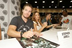 Arrow Comic Con 2013