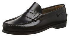 Sebago Damen Plaza Ii Slipper, Schwarz (Black Leather), 40 EU - Slipper und mokassins für frauen (*Partner-Link)