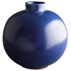 Saxbo Large Cobalt Blue Vase | From a unique collection of antique and modern vases at http://www.1stdibs.com/furniture/dining-entertaining/vases/