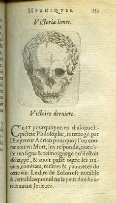 PARADIN  Claude - Devises heroiiques et Emblèmes (…)  revus et augmentés (…) par msire François d'Amboise - Paris,  Robert Boutonne,  1622