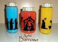 ARTE BARROSO: RECICLAGEM: VIDRO, PAPEL, CD.