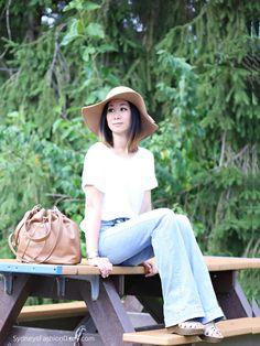 FlaredJeansForPetites_SydneysFashionDiary | Flickr - Photo Sharing!
