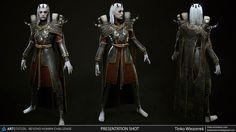 ArtStation - Beyond Human Challenge Submission, Vampire Queen, Tinko Wiezorrek