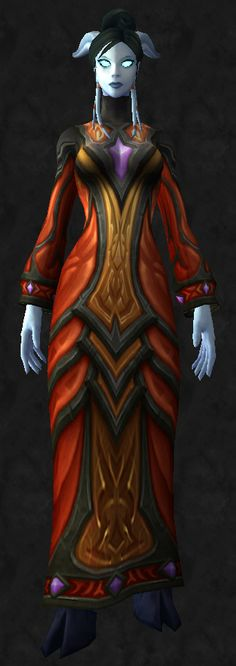 Vengeful Gladiator's Silk Raiment - Mage