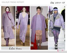 lilac colour trend
