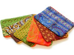 Tasje van Shweshwe stof uit Zuid-Afrika - Fair.nl Fair Trade, Bags, Handbags, Bag, Totes, Hand Bags