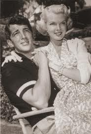 Dean Martin and Jeanne Bieggar